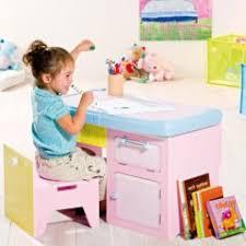 bureau pour bébé bureau enfant aménager un espace de travail dans la chambre d un
