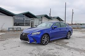 lexus gs mark x 2017 lexus gs 350 f sport review
