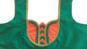 blouse patterns designer bridal back neck blouse pattern 4 diy