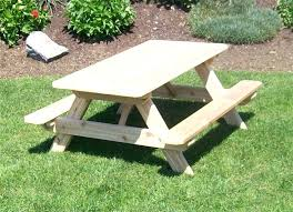 kids outdoor picnic table wooden picnic tables wooden picnic table kids outdoor picnic table