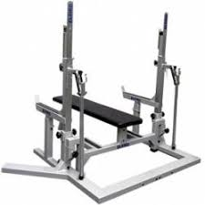 Professional Weight Bench Professional Ipc Weight Bench With Barbell Stand Eleiko Vs Sport