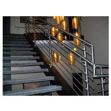 stainless steel railings handrail bracket exporter from mumbai