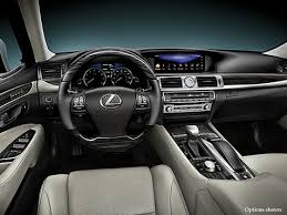 2017 lexus ls luxury sedan luxury sedan