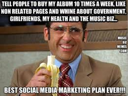 Social Media Meme - social networking sallyaboutsocial