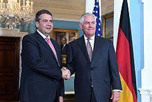 German Cabinet Ministers Sigmar Gabriel Wikipedia