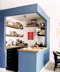 u shaped solid pine wood kitchen cabinet floating glass door