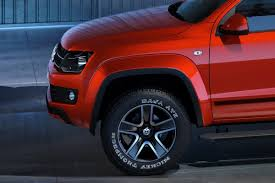 volkswagen truck concept volkswagen amarok canyon concept shapes up for extreme sports