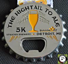 halloween medals detroit runner race medals