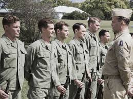 hacksaw ridge veteran damien thomlinson is true war in mel gibson s