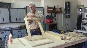 how to build base cabinets with kreg jig kreg kitchen makeover series part 1 how to create new cabinet doors