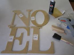 Pottery Barn Mirror Knock Off by Pottery Barn Noel Sign Knock Off