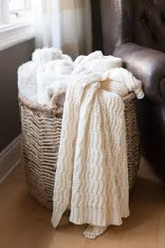 Throw Covers For Sofa Best 25 Blanket Basket Ideas On Pinterest Blanket Storage Cozy
