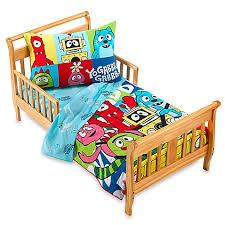 Yo Gabba Gabba Bed Set Yo Gabba Gabba Toddler Bed Set Bed Bath Beyond