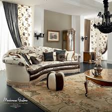 Bella Home Decor Living Room With A Countryside Interior Design Furnished With