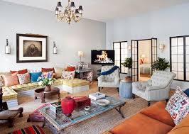 Living Room Furniture New York City New York City Loft Eclectic Living Room New York By