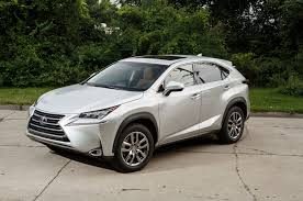 lexus truck nx 2015 lexus nx 300h around the block