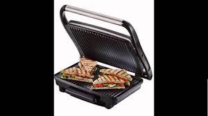 Kenwood Sandwich Toaster Prestige Psmfb 800 Watt Sandwich Toaster Youtube