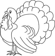 coloring pages of turkeys cute thanksgiving turkey coloring pages getcoloringpages com