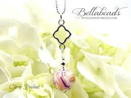 memorial pendants flowers petal jewelry remembrance memorial pendant flowers
