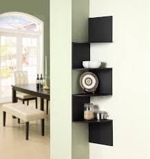 Concepts In Home Design Wall Ledges by Amazon Com 4d Concepts Hanging Corner Storage Black Kitchen