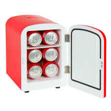 ac dc cooler ebay portable mini fridge cooler and warmer auto car boat home office ac dc red