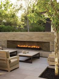 Outdoor Fireplaces Pictures by On Trend Outdoor Fireplaces U2014 Akin Design Studio