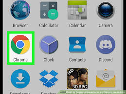chrome for android how to organize bookmarks on chrome on android 10 steps