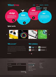 12 creative website templates for designers free u0026 premium