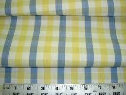 additional views edgar fabrics stripe check plaid yellow blue tan