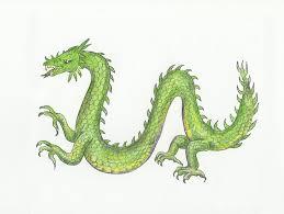 draw dragon art class ideas