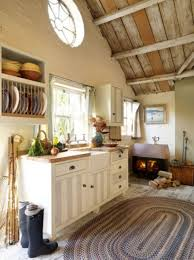 cottage kitchen furniture 38 cozy and charming cottage kitchens digsdigs