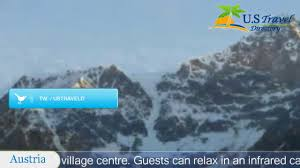 gasthof felsenstüberl sölden hotels austria youtube