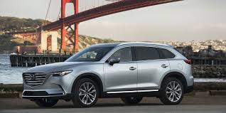 nissan pathfinder vs mazda cx 9 review quality woes let sporty mazda cx 9 down