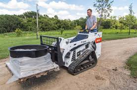 bobcat launches mt85 mini track loader with big power boosts