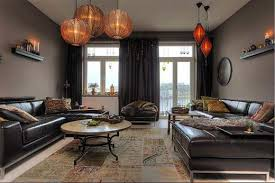 Interior Design Style ChineseAsian Living Room - Oriental sofa designs