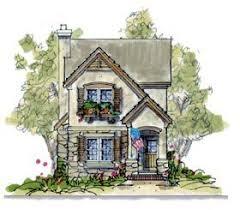 european cottage plans european house plan 86045 my witches cottage tiny house