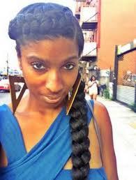 black hairstyles braids weave braided weave mohawk thirstyroots