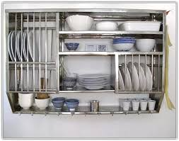 Kitchen Cabinet Organizers For Plates Home Design Ideas - Kitchen cabinet plate organizers