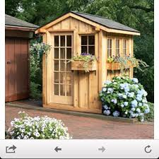 How To Make A Small Outdoor Shed by 70 Best Storage Shed Images On Pinterest