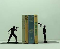 unique bookends for sale 45 creatively unique bookends