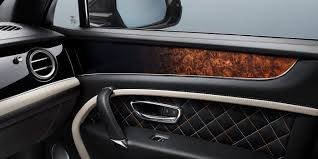 Custom Car Interior Design by Bentley Motors Website La Gamme Bentayga Bentayga Mulliner