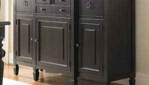 cabinet black kitchen hutch great black wooden kitchen hutch