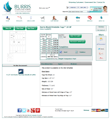 how to print your own key tags for dealerships burris computer forms