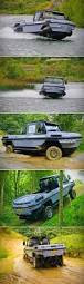 gibbs amphibious truck it looks like a truck on land but drive the gibbs humdinga into