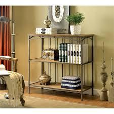 Chestnut Bookcase Bookcase V Shelf Bookcase Sauder Costa 3 Shelf Bookcase In