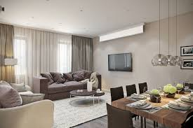 the apartment is 115 sq m in the style of eclecticism daria