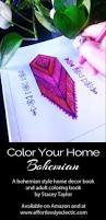 13 best diy art coloring home decor books by