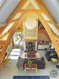 646 sq ft carpenter oak cottage
