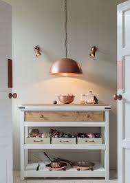 kitchen antique copper pendant light kitchen island lighting
