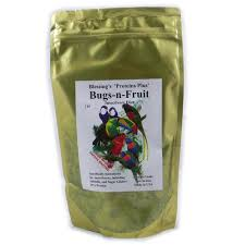 blessing u0027s bugs n fruit low iron insectivore diet 1 lb bird